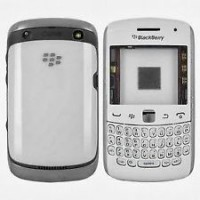 Blackberry 9220 Curve Complete Housing Panel Module - White