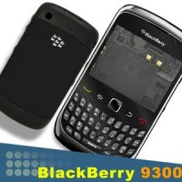 Blackberry 9300 Curve Housing Panel Black
