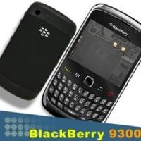 Blackberry 9300 Curve Housing Panel Black
