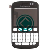 Blackberry 9720 Digitizer Touch Screen With Frame Module - Black