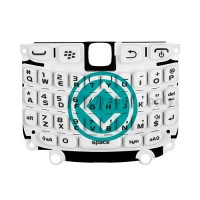 Blackberry 9320 Curve Qwerty Keypad White