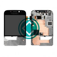 Blackberry Classic Q20 LCD Screen With Frame Module Black