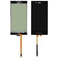 Blackberry Z3 LCD Screen With Touch Digitizer Module - Black