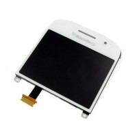 Blackberry 9900 Bold 4 LCD Screen With Digitizer Module - White