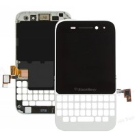 Blackberry Q5 LCD Screen With Digitizer Module - White