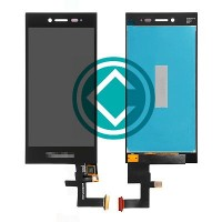 Blackberry Leap LCD Screen With Digitizer Module Black