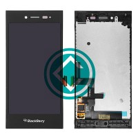 Blackberry Leap LCD Screen With Digitizer Module With Frame Black