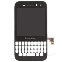 Blackberry Q5 LCD Screen With Digitizer - Black