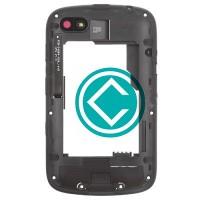 Blackberry 9720 Middle Housing Panel Module - Grey