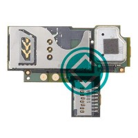 Blackberry Curve 9360 Sim Card Reader PCB Module