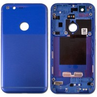 Google Pixel XL Rear Housing Panel Battery Door Module - Blue