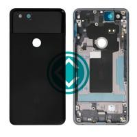 Google Pixel 2 Rear Housing Module - Black