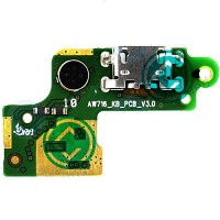 HTC Desire 526 Charging Connector PCB