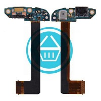 HTC One Max Charging Port Flex Cable Module