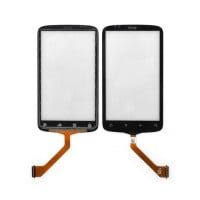 HTC Desire S Touch Pad Screen Digitizer Module - Black
