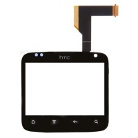 HTC Chacha Digitizer Touch Screen - Black