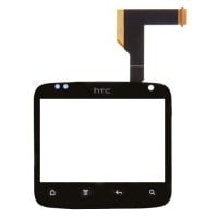 HTC Chacha Digitizer Touch Screen Module - Black