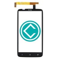HTC One X Touch Screen Digitizer Replacement Module - Black