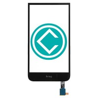 HTC Desire 616 Digitizer Touch Screen Module - Black