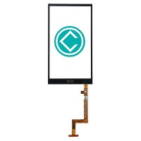 HTC Desire Eye Digitizer Touch Screen Module - Black