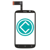 HTC Desire X Digitizer Touch Screen Module - Black