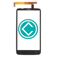 HTC One X+ Digitizer Touch Screen Module - Black