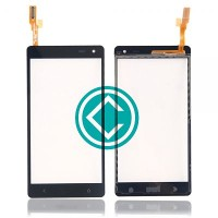 HTC Desire 600 Digitizer Touch Screen Module - Black