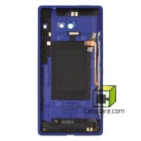 HTC 8X Complete Housing Panel - Blue