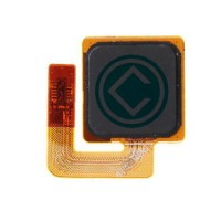 HTC One Max Fingerprint Sensor Flex Cable Module - Black
