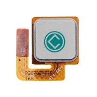 HTC One Max Fingerprint Sensor Flex Cable Module - White