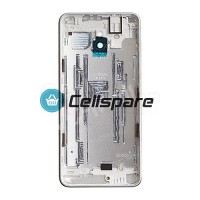 HTC One Mini Complete Rear Housing Panel Module - Silver