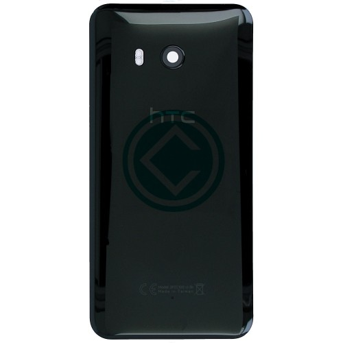 HTC U11 Rear Housing Panel Battery Door Module - Black