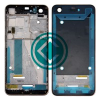 HTC Desire 10 Pro Front Housing Module - Black