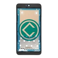 HTC Desire 826 Front Housing LCD Screen Frame Module - Black