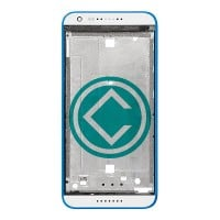 HTC Desire 620G Front Housing Module Blue