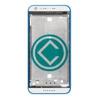 HTC Desire 620G Front Housing Module Blue