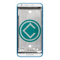 HTC Desire 820 Mini Front Housing Module - Blue