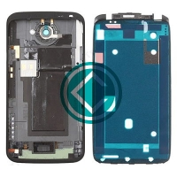 HTC One X+ Complete Housing Panel Module - Black