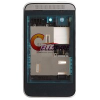 HTC Desire 200 Rear Housing Panel Module - White