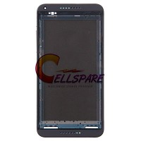 HTC Desire 816 Front Housing Module Black