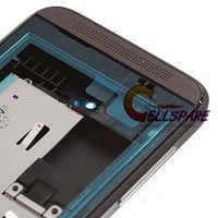 HTC Desire 200 Housing Panel Black