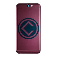 HTC One A9 Rear Housing Module Dark Red