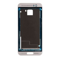HTC One M9 Plus Front Housing Panel Module - Gold