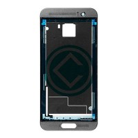 HTC One M9 Plus Front Housing Panel Module - Grey