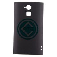 HTC One Max Rear Housing Battery Door Module - Black