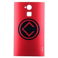 HTC One Max Rear Housing Battery Door Module - Red