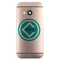 HTC One Mini 2 Rear Housing Module - Gold