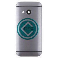 HTC One Mini 2 Rear Housing Module Gray