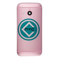 HTC One Mini 2 Rear Housing Panel Module - Pink