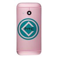 HTC One Mini 2 Rear Housing Module Pink